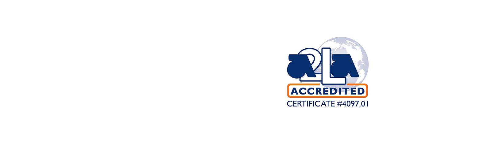 Certifications A2LA