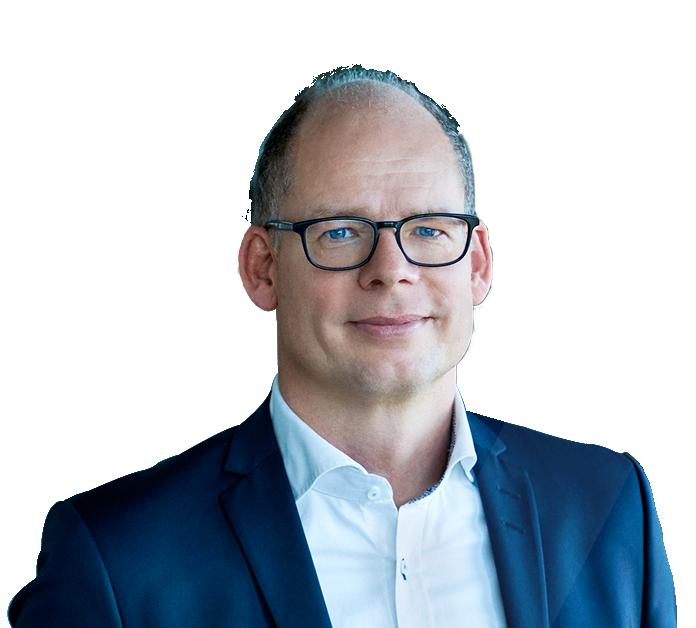 Steen Jensen, Presidente de Struers