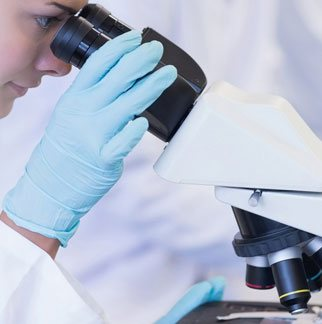 顕微鏡検査偏光
