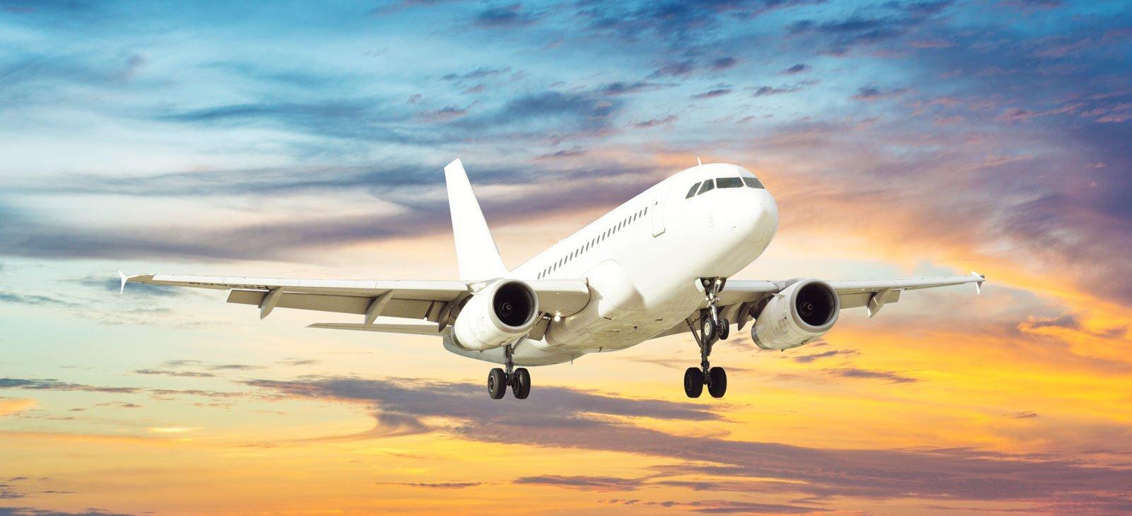 Soluciones sobre aviación de Struers