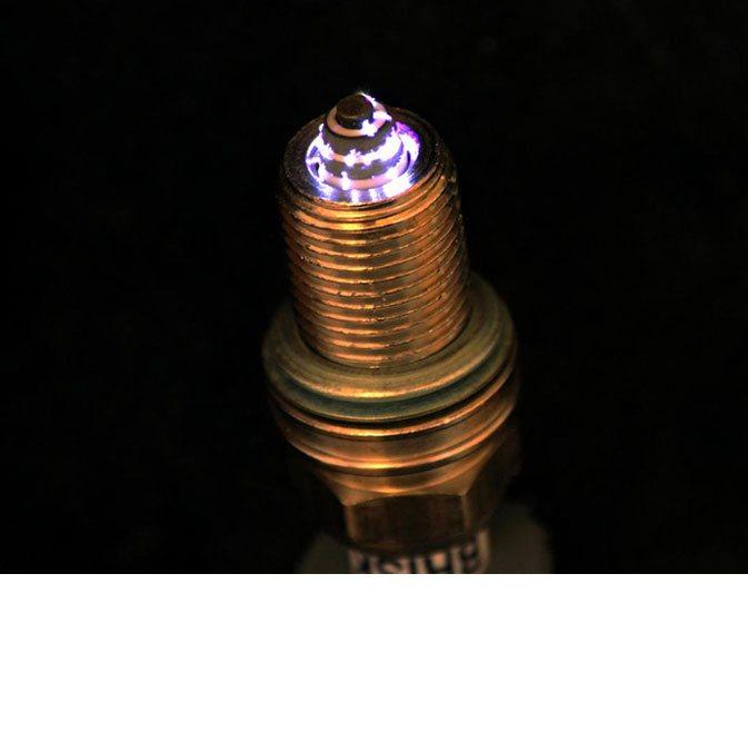 Spark plug examination