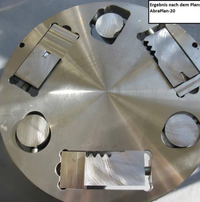 Steering rack challenge - grinding several samples at Struers AbraPlan