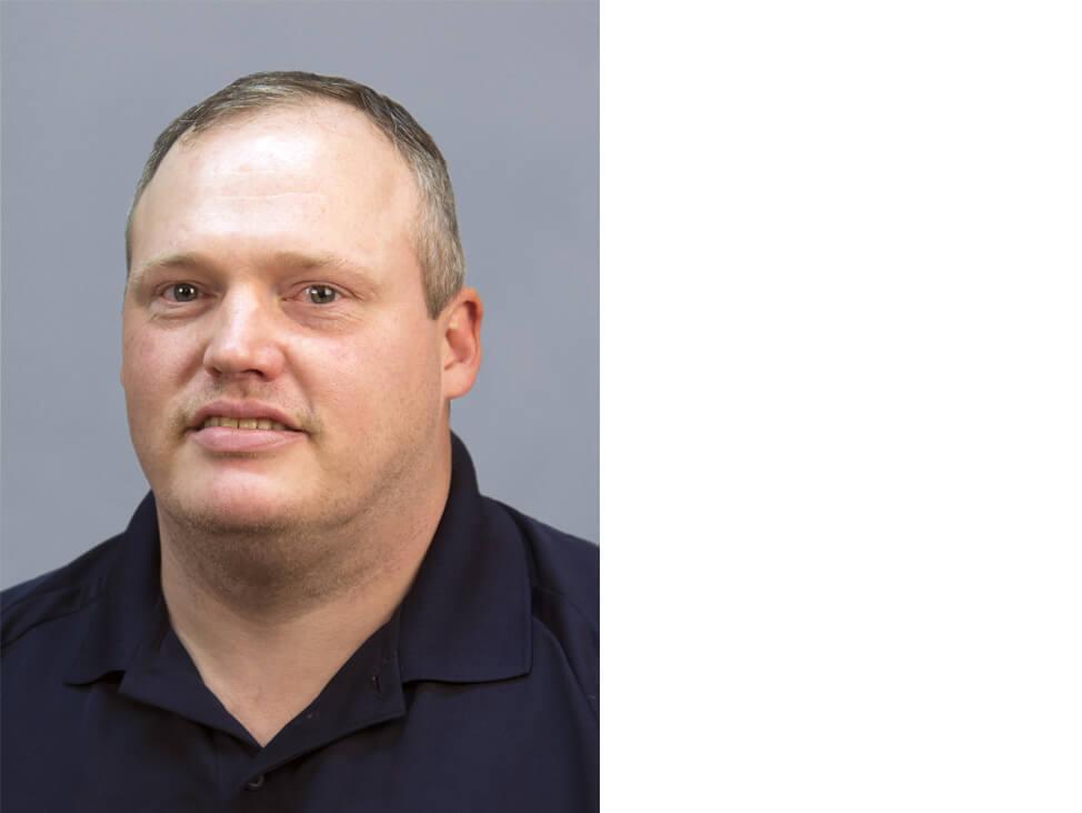 Application Specialist Cory Hamilton