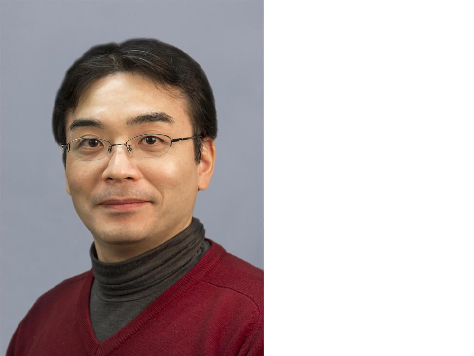 Application Specialist Kinichi Ishikawa
