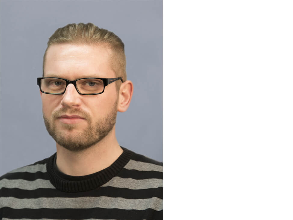 Application Specialist Roman Gerund