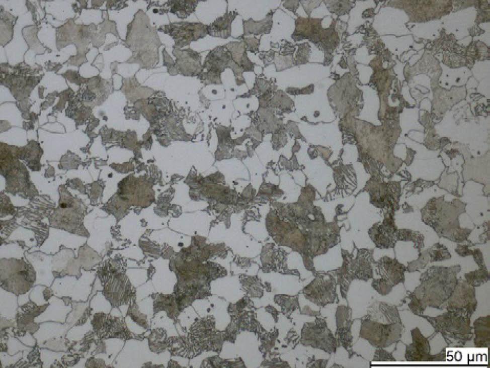 Estructuras metálicas del grano