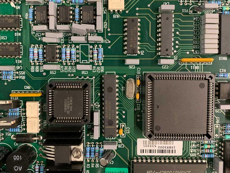 Composants microélectroniques