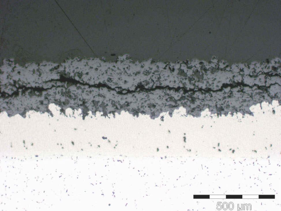 Thermische Spritzschichten