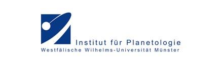 Logo WWU Münster Institut für Planetologie
