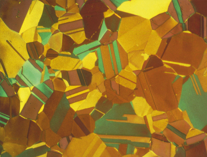 Metallographic preparation of copper and copper alloys
