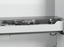 Hexamatic conveyor safety