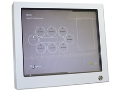 Hexamatic Touchscreen