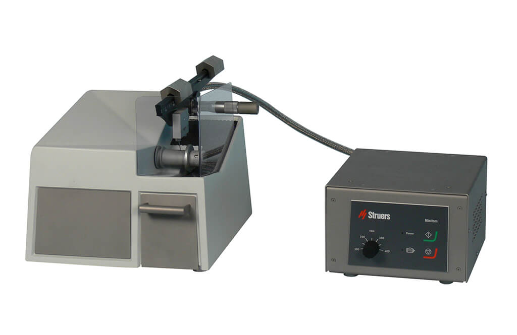Minitom with control unit