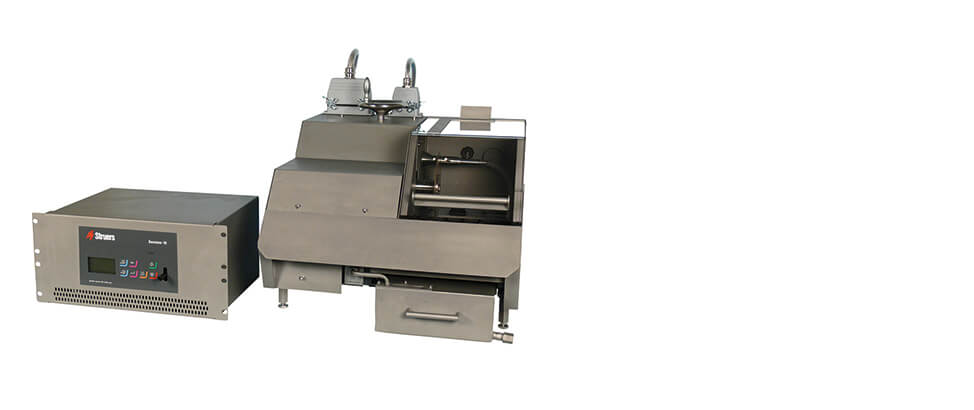 Secotom-10 Hot Cell precision cut-off machine