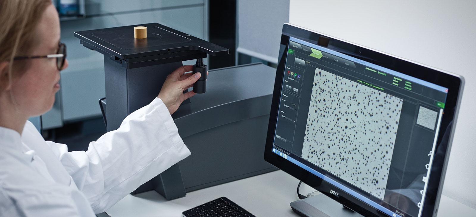材料微細構造分析