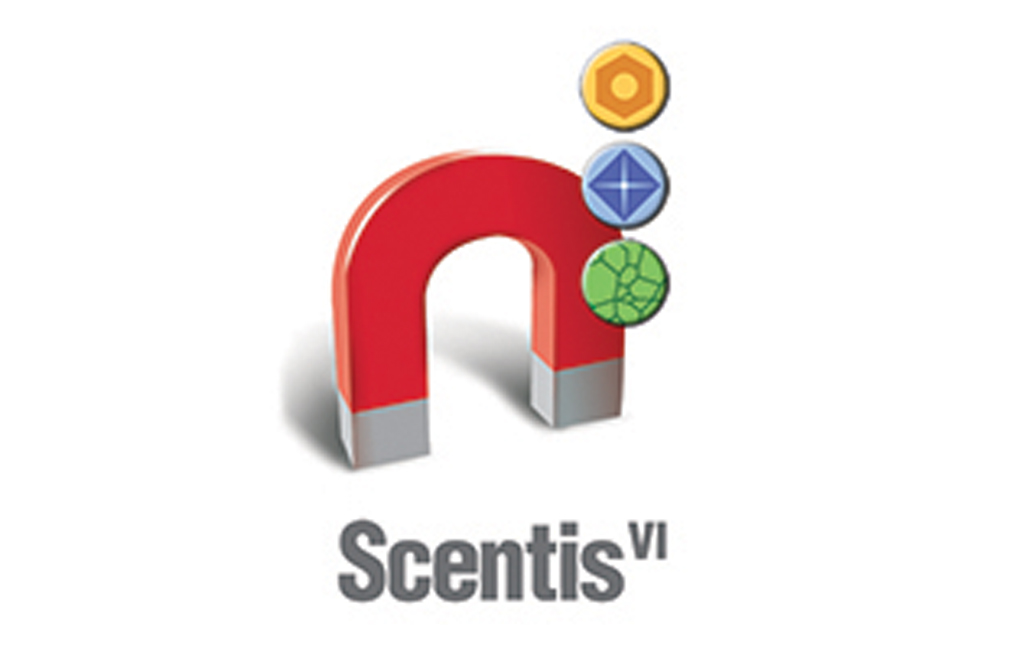 scentis logo screen