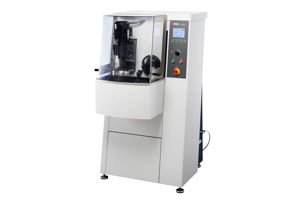 AbraPlan automatic, high-capacity machine for fast and efficient plane grinding