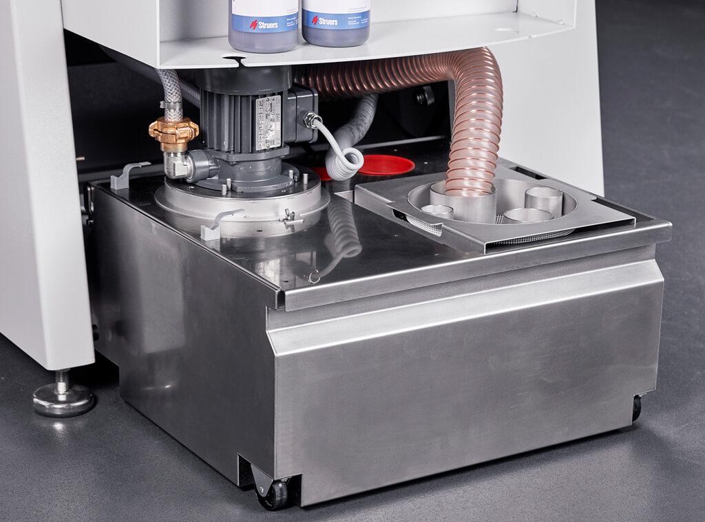 AbraPol 30 Integrated recirculation Unit