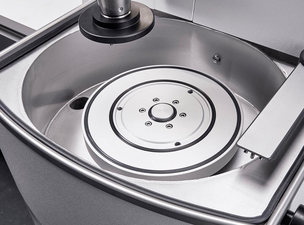 AbraPol 30 Stainless steel bowl