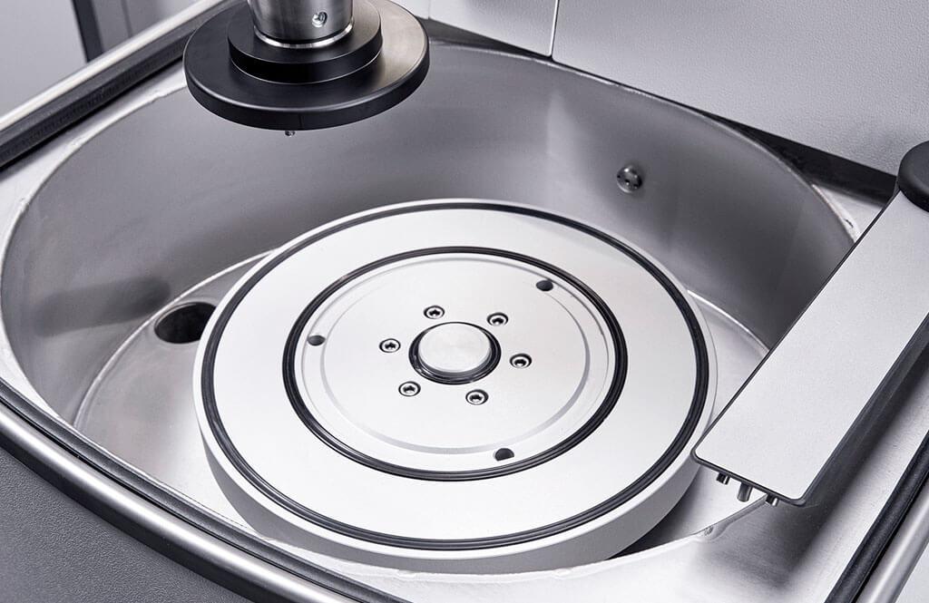 AbraPol 30 steel bowl