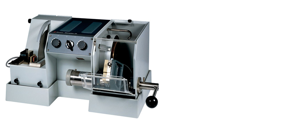 Discoplan-TS precision thin section machine