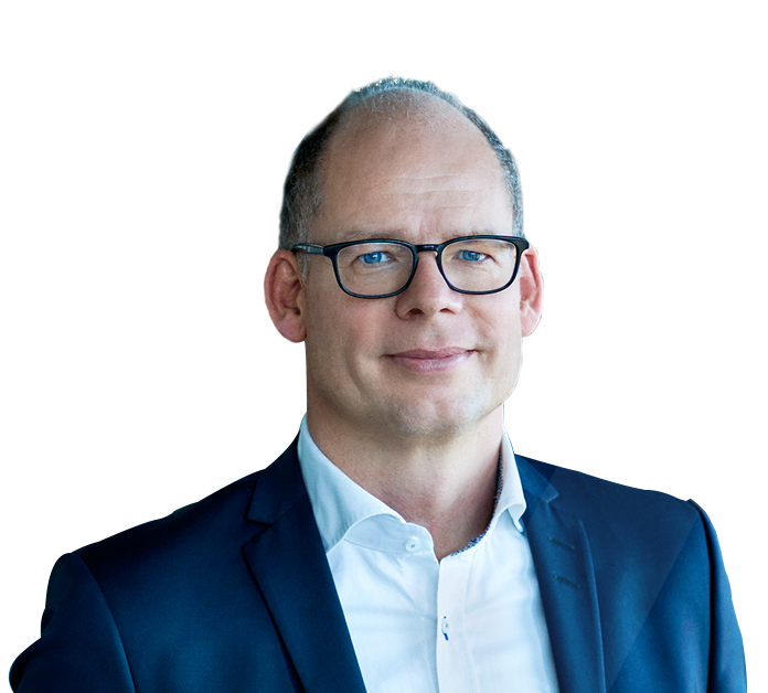Struers 总裁 Steen Jensen