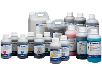 Struers polishing consumables