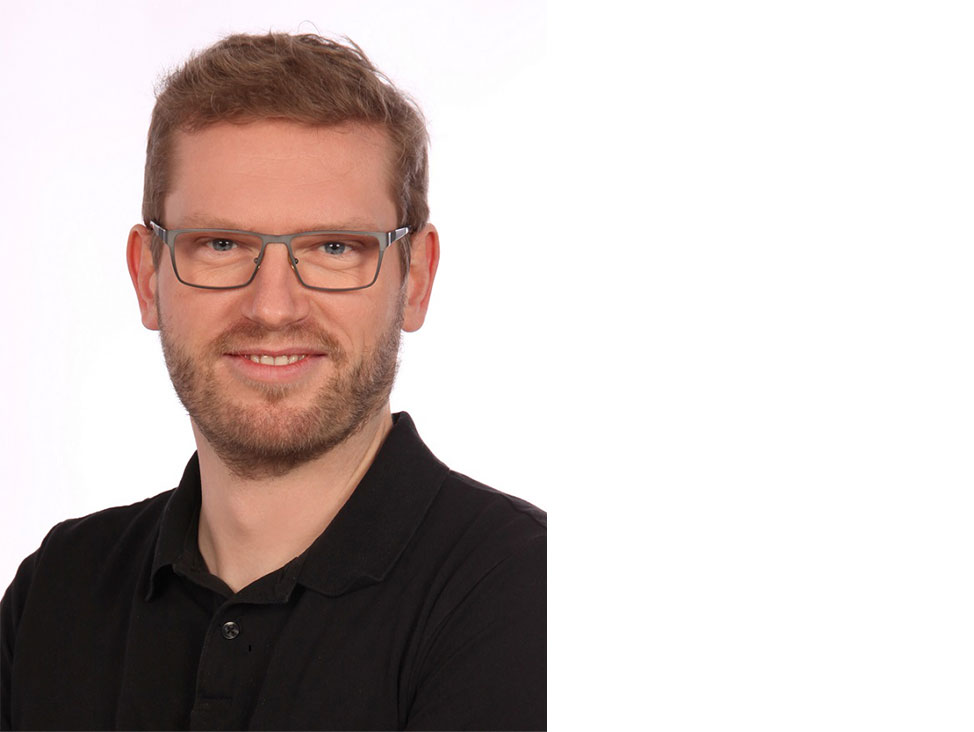 Spécialiste d'application Roman Gerund