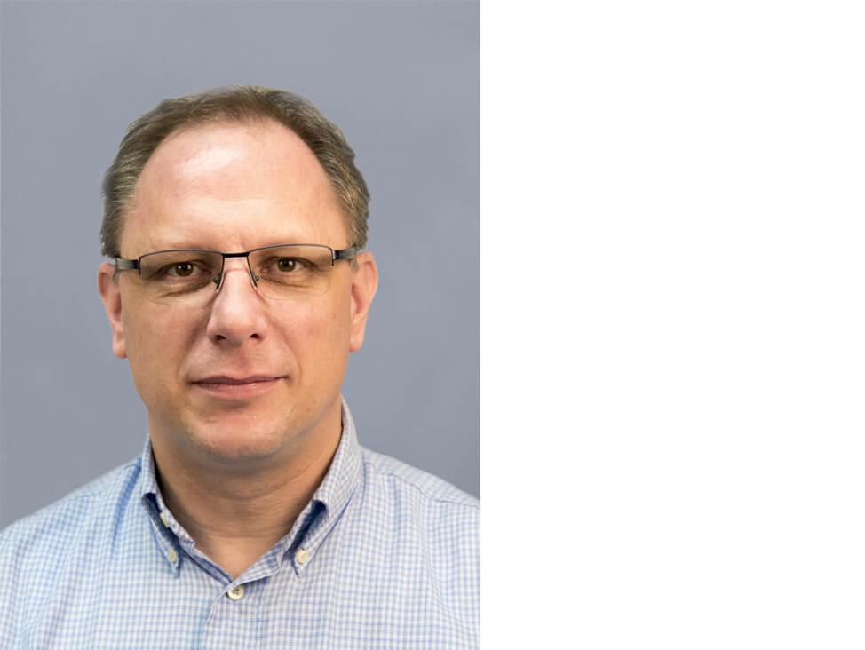 Application Specialist Ulrich Setzer