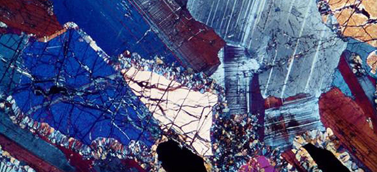 Minéralogie et lames minces
