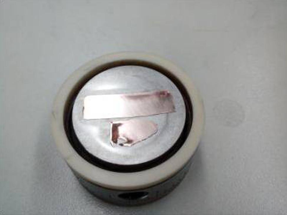 Corte mecánico y pulido