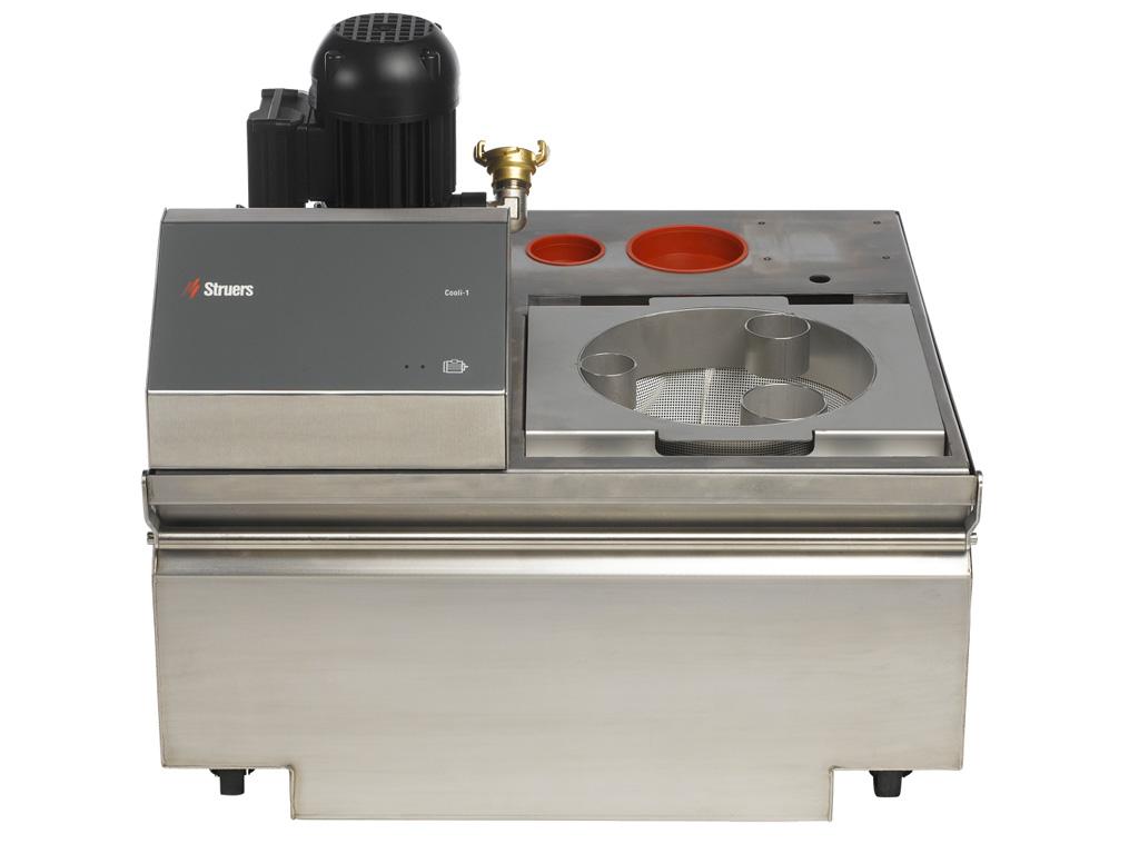 Hexamatic recirculation cooling unit