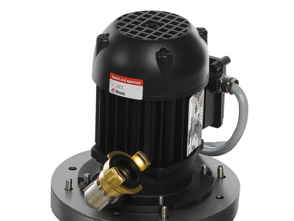 Pumpen für Umlaufkühlanlage
