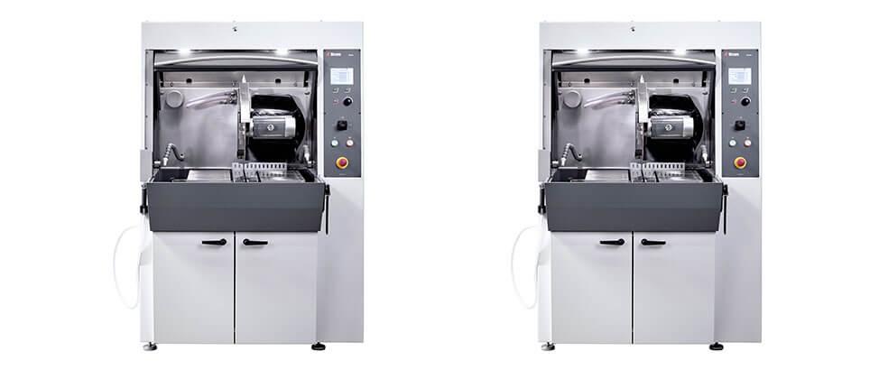 Axitom-5 automatic cutoff machine