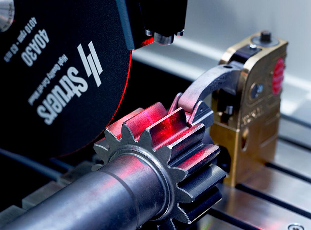 Visée laser Discotom100