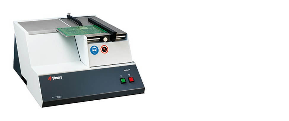 Máquina de corte manual Secotom-1