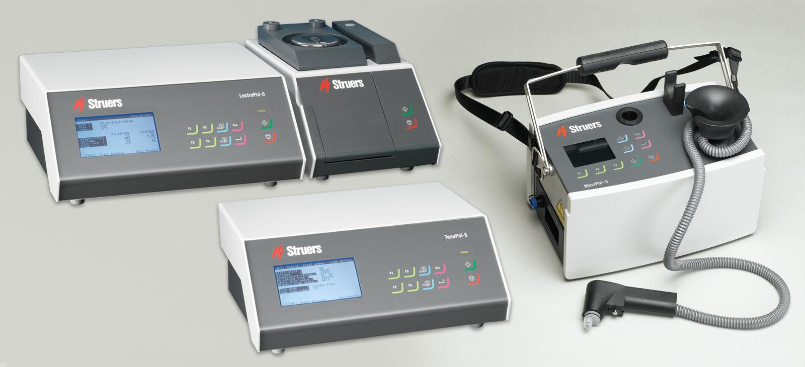 Preparación electrolítica