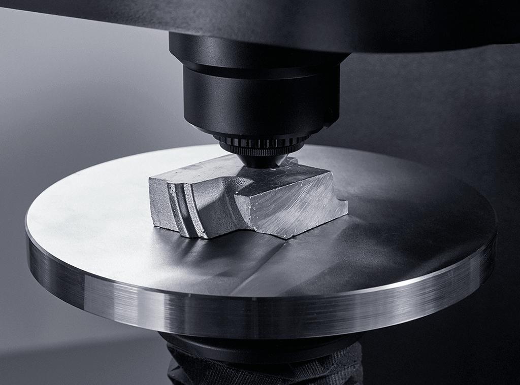 Unregelmäßig geformte Werkstücke Hochpräzise Kraftmessdose