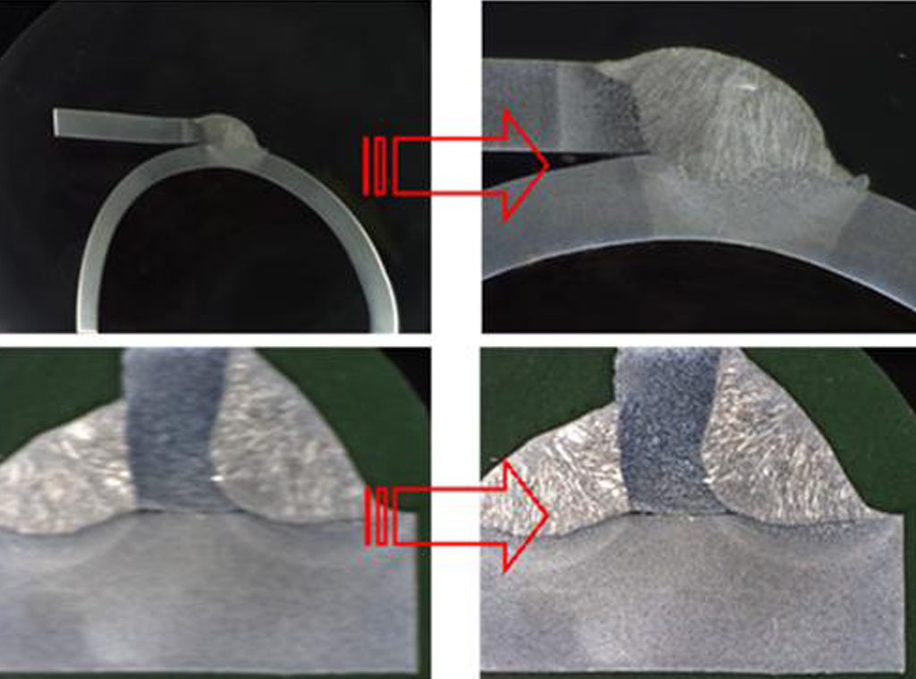 WeldingExpert Eingebaute Digitalkamera und Autofokus-Zoom-Objektiv