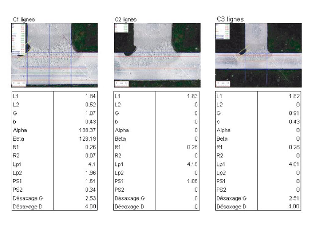 Administración de sistema de metrología de WeldingExpert