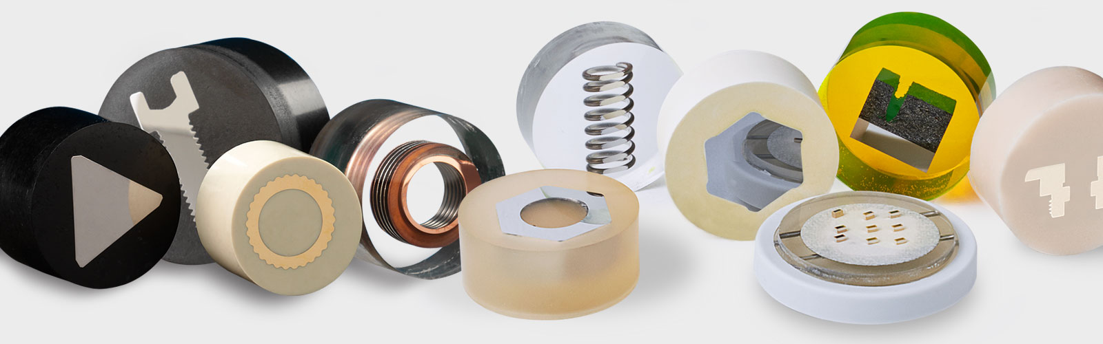 Struers Mounting Consumables