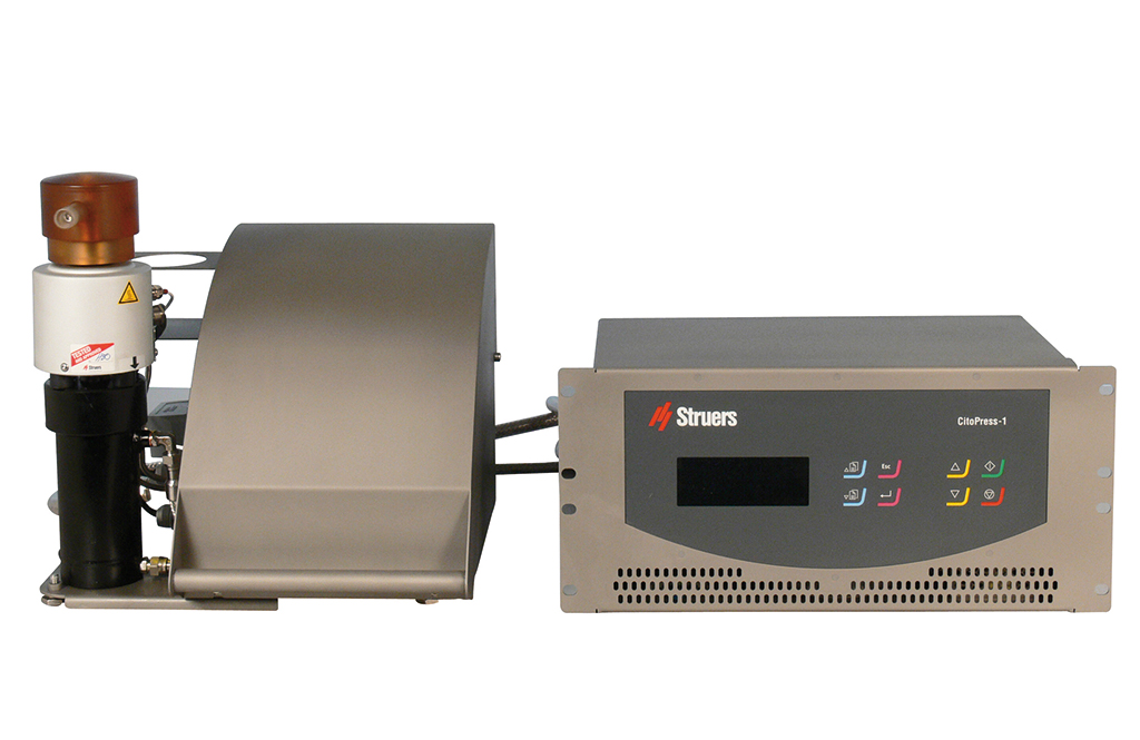 CitoPress para células calientes