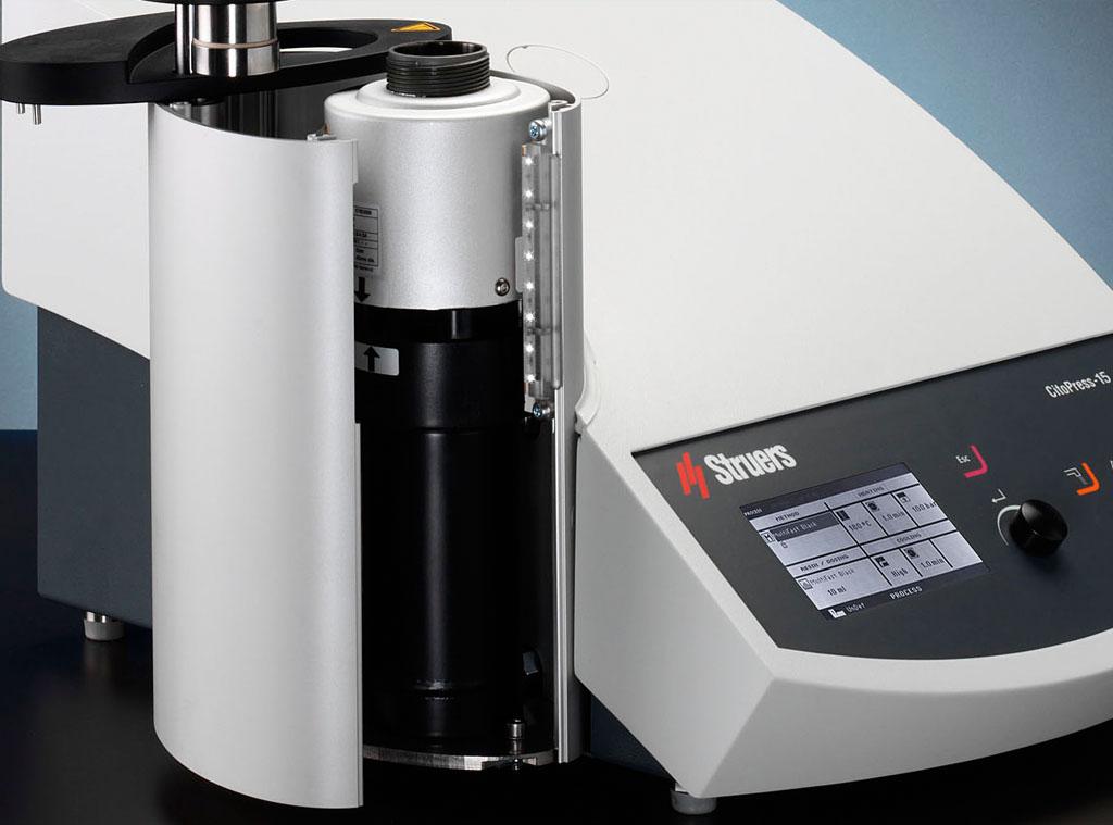 CitoPress con sistema hidráulico