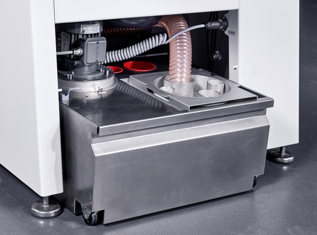 Unidad de recirculación y enfriamiento integrada en AbraPlan-30