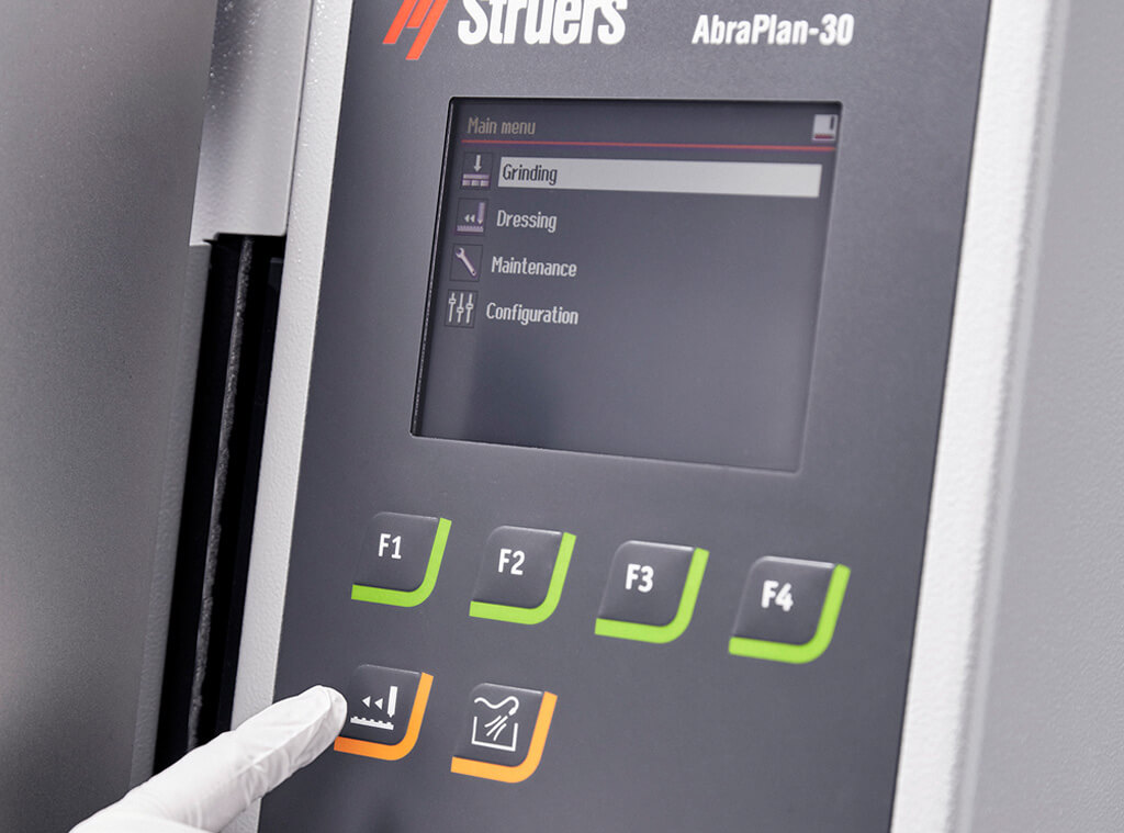 Interfaz fácil de usar de AbraPlan-30
