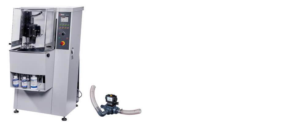 AbraPol-30 with shift valve
