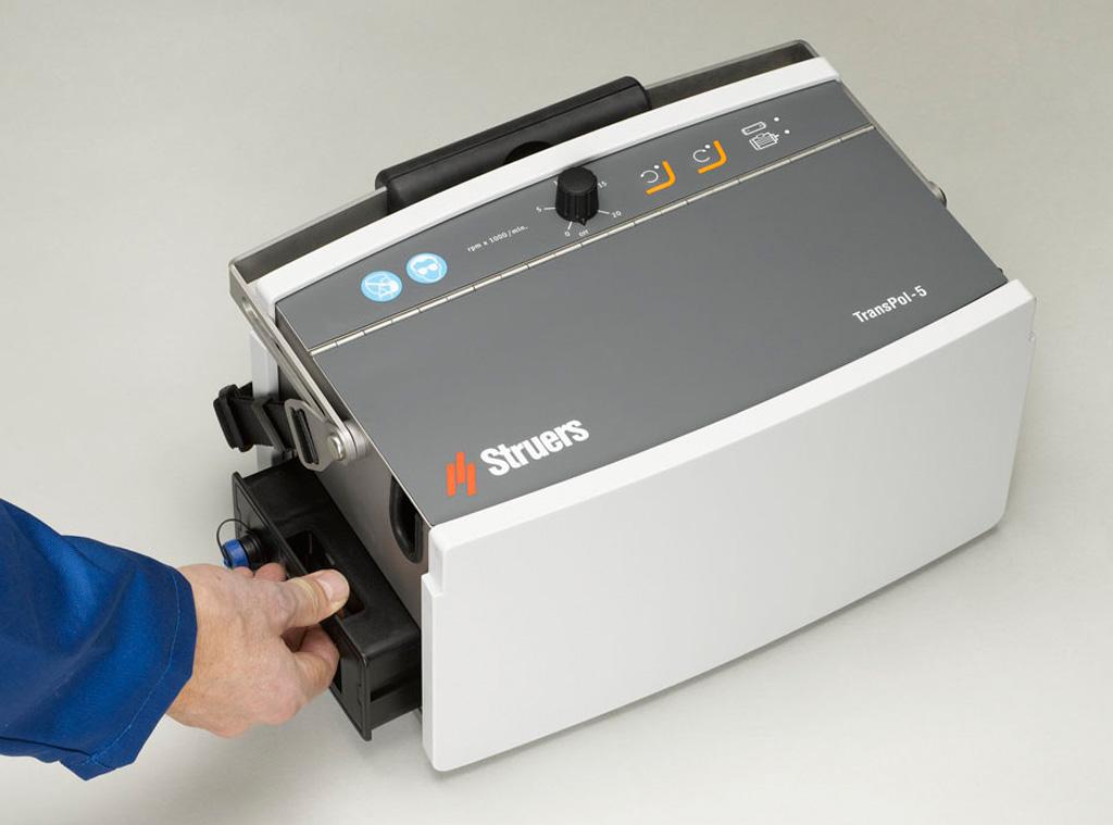 TransPol: alimentación eléctrica o de batería