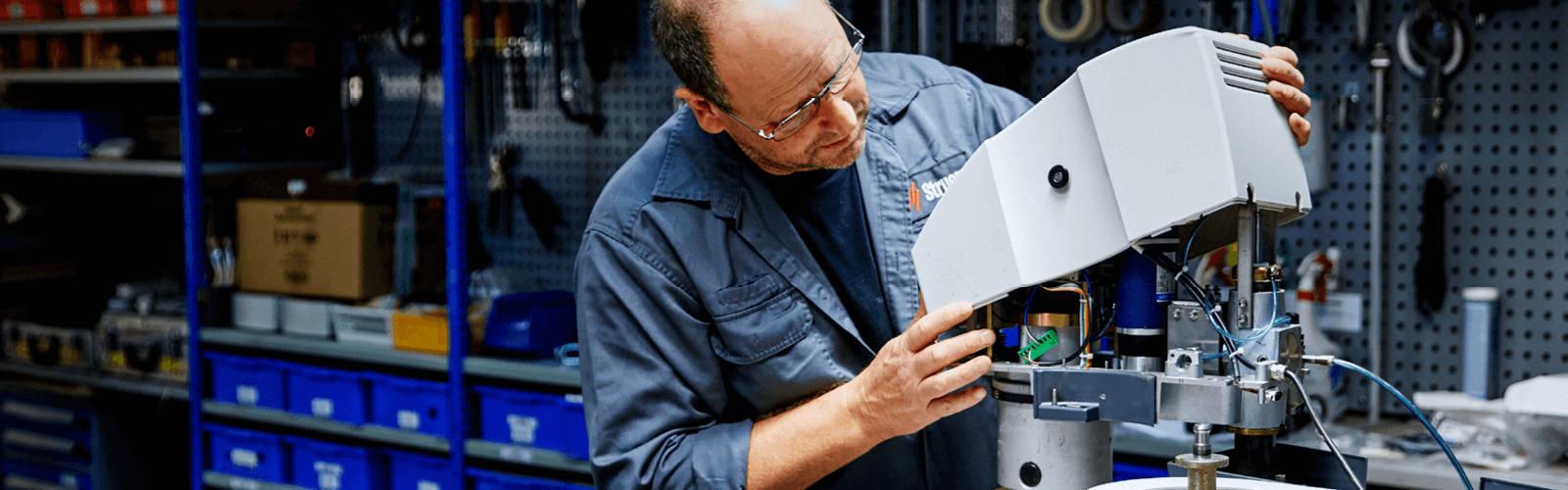 Servicios individualizados de inspección
