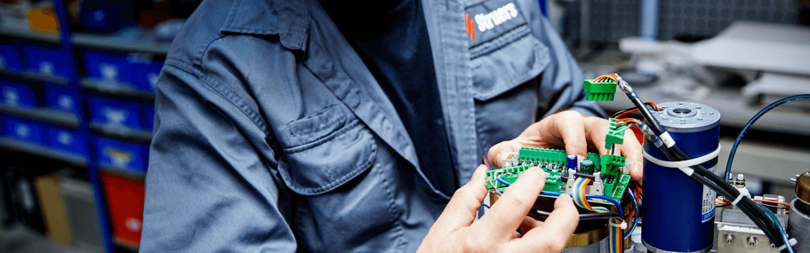 Serviceprodukte Instandsetzung und Überholung